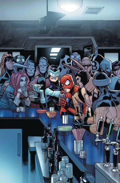 Amazing SpiderMan 6 comic book