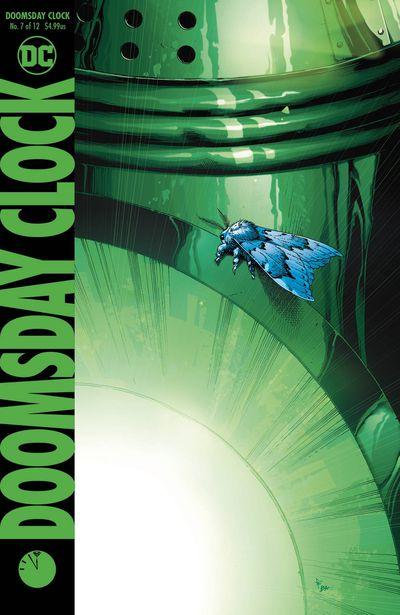 Doomsday Clock 7 comic book