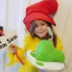 This Dr. Seuss Halloween Costume Is Perfect For Your Young Reader!