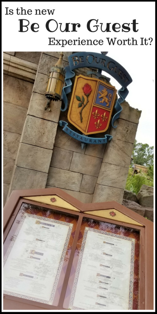 is the New Be Our Guest Experience Worth it