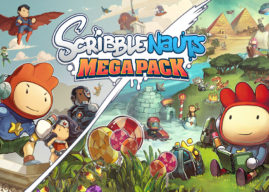 Scribblenauts Mega Pack Includes Awesome New Additions + A Giveaway!