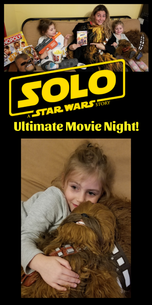 Solo Star Wars Ultimate Movie Night!