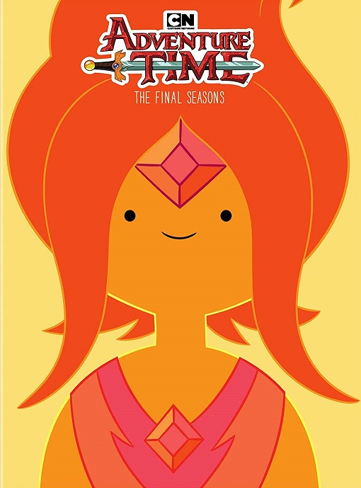 adventure time final seasons dvd