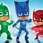 Kids Will Have a SUPER Time Watching PJ Masks: Mighty Moon Problems!