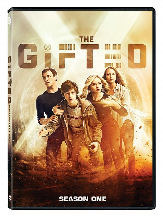 the gifted season 1 dvd