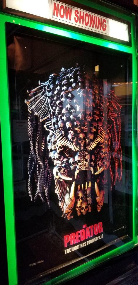 the predator review - spoiler free