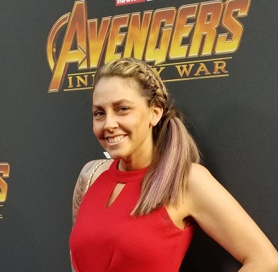 Avengers Infinity War Red Carpet