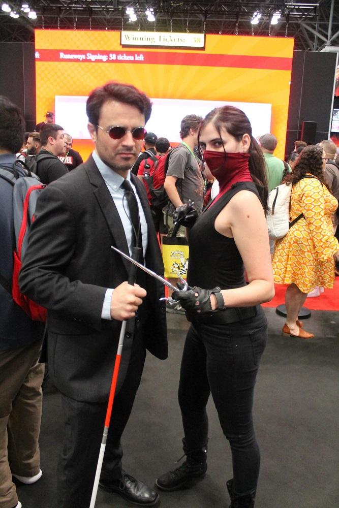 Cosplay NYCC Daredevil