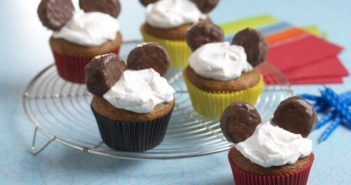Dole Birthday Cupcakes