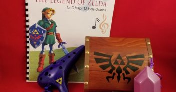 Legend of Zelda Ultimate Fan Ocarina Kit