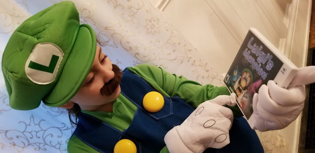 Luigi's Mansion 3DS