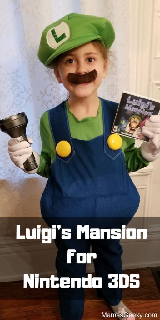 Luigi's Mansion for Nintendo 3DS
