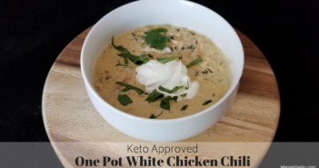 One Pot White Chicken Chili