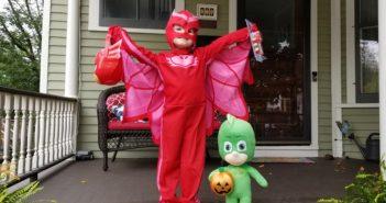 Owlette PJ Masks Halloween Costume