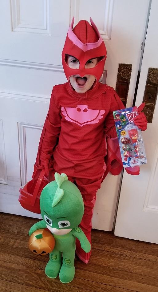 Owlette PJ Masks Halloween