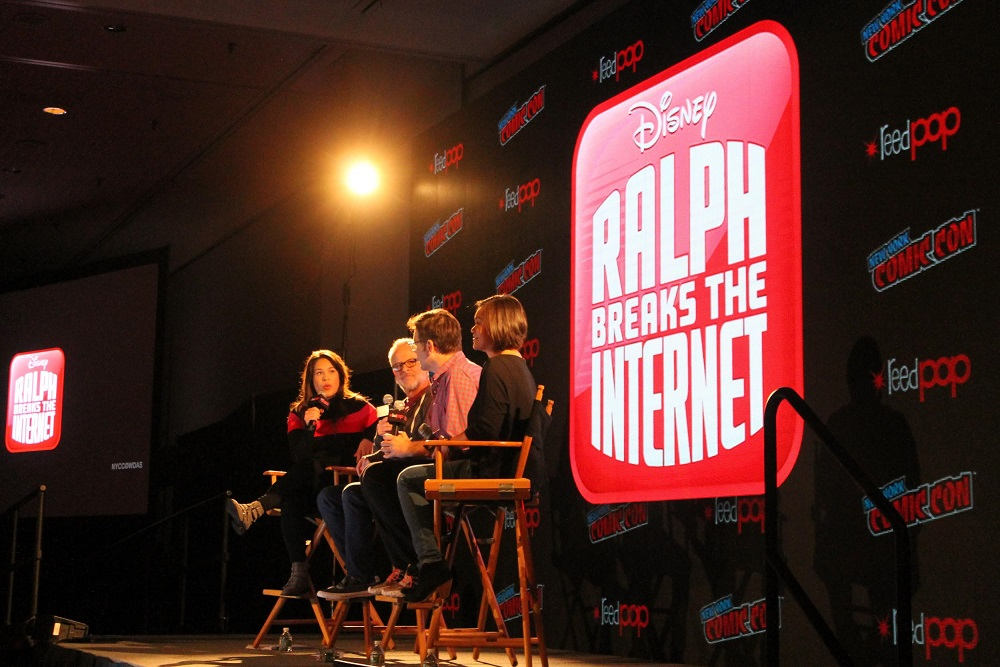 Ralph Breaks The Internet NYCC