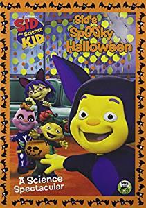 Sid the Science Kid Sid's Spooky Halloween
