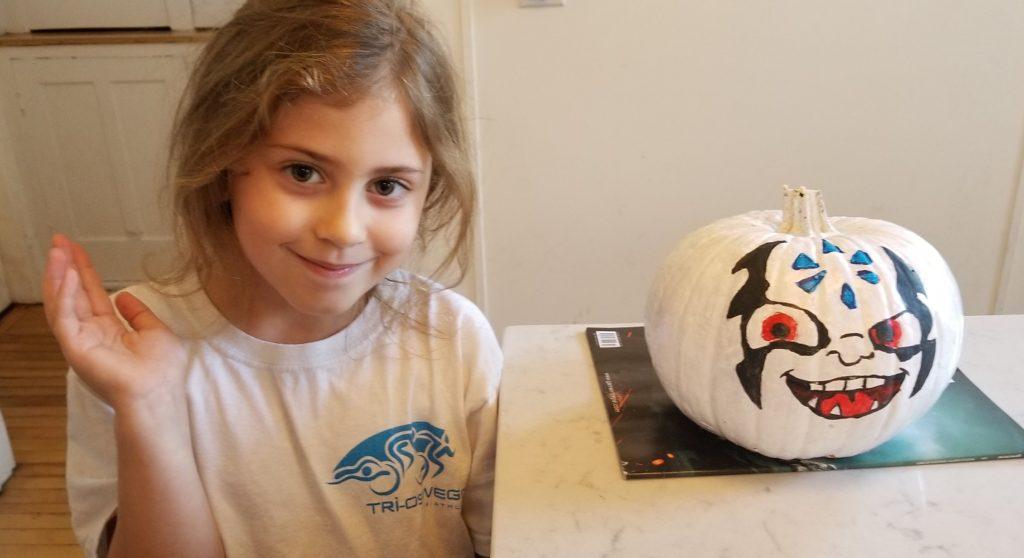 kaos skylanders pumpkin