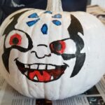 How to Make Your Own Kaos Skylanders Pumpkin