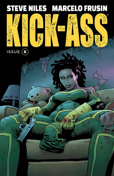 kick-ass 8 comic