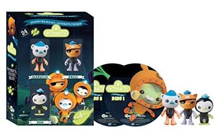 octonauts season 2 gift set