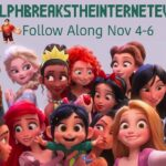 Off to LA for the Ralph Breaks The Internet Event: All The Details! | #RalphBreaksTheInternetEvent