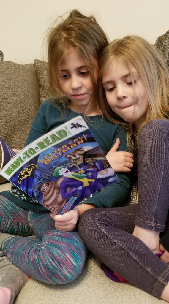 have kids excited to read with ready-to-read books