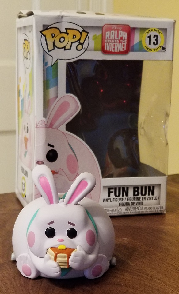 Fun Bun Funko Pop Ralph Breaks The Internet