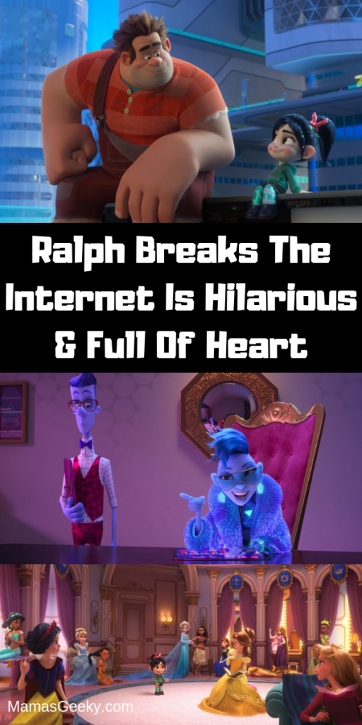 Ralph Breaks The Internet Is Hilarious & Full Of Heart