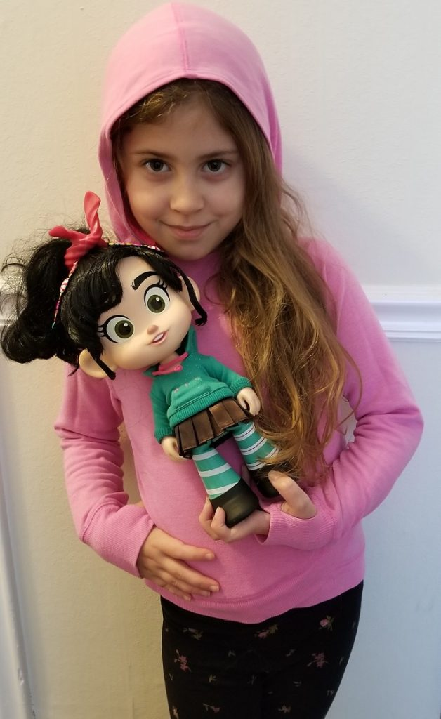 Vanellope Doll Ralph Breaks The Internet