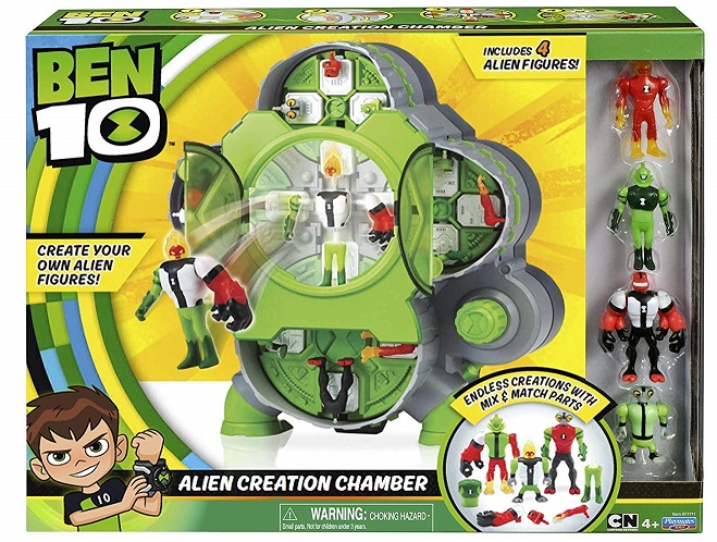 ben 10 creation chamber