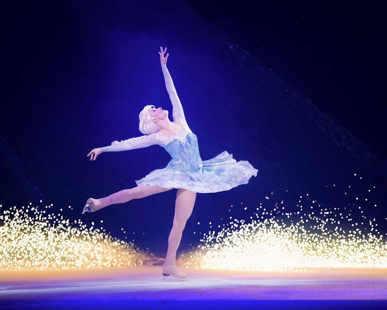 disney on ice elsa
