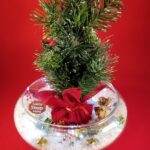 Super Easy & Festive DIY Christmas Centerpiece