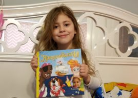 Illustrate Your Child In Their New Favorite Book with Kabook!