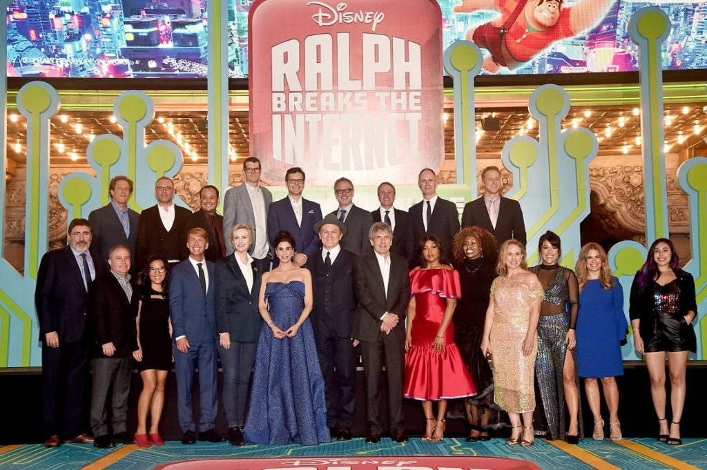 """Ralph Breaks The Internet"" World Premiere"