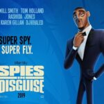 Spies In Disguise New Poster, Trailer, & Trailer Reaction!