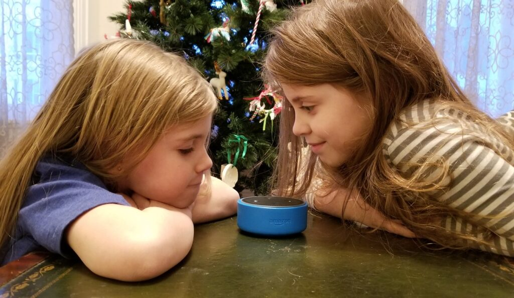 Holiday traditions with Alexa 4