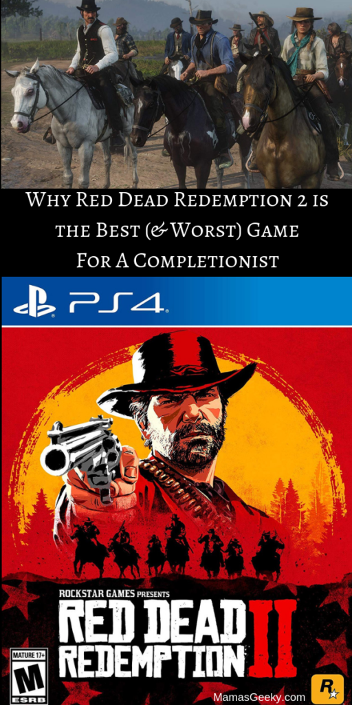 Red Dead Redemption 2 is the Best (& Worst) Game For A Completionist Like Me