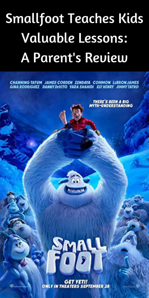 Smallfoot Teaches Kids Valuable Lessons_ A Parent's Review