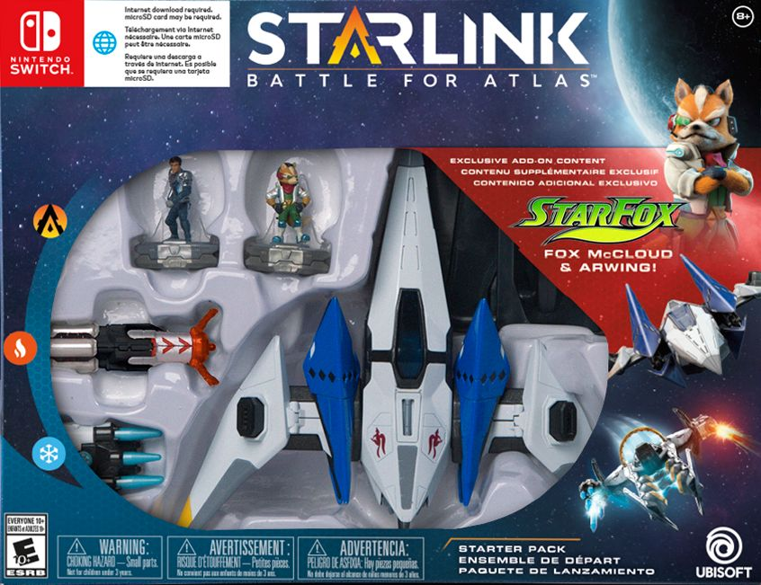 Switch starlink
