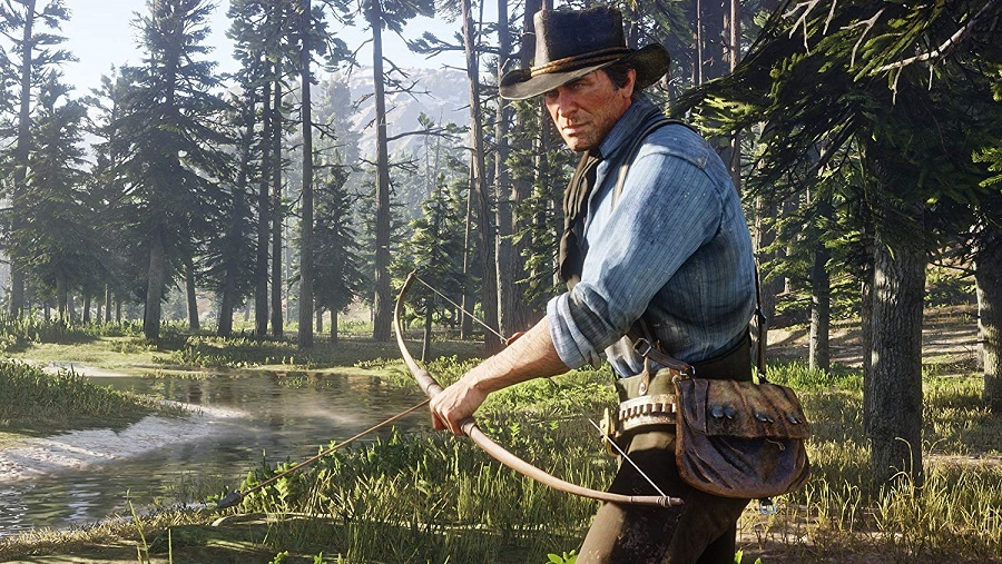 red dead redemption 2 hunting