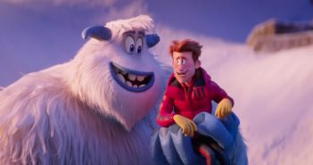 smallfoot teaches kids to stand up for what they believe