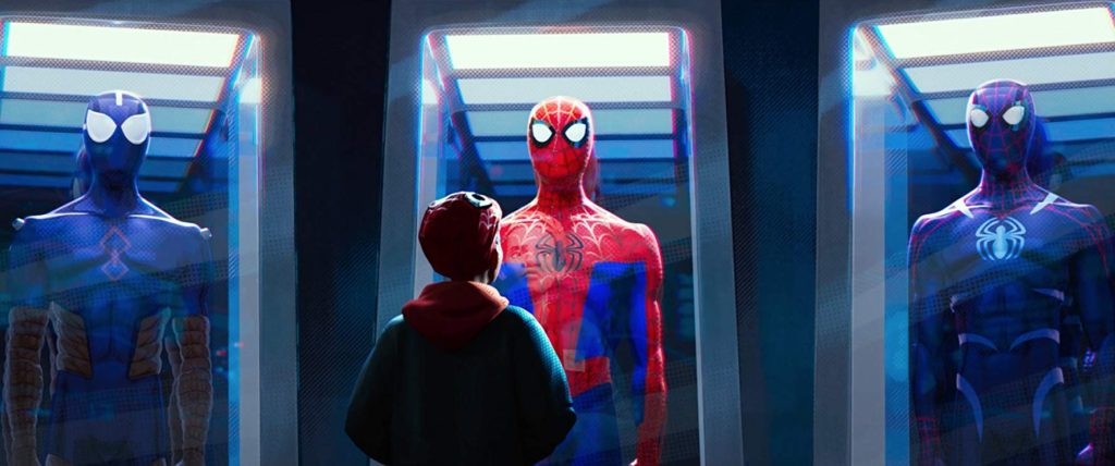 spider-man in to the spiderverse