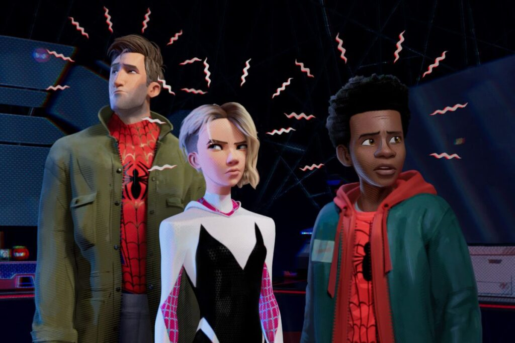 spider-verse is easily the best animated film of all time