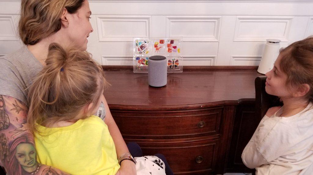 Amazon Alexa Family Time