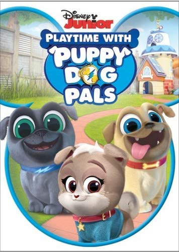 Playtime with Puppy Dog Pals DVD Giveaway