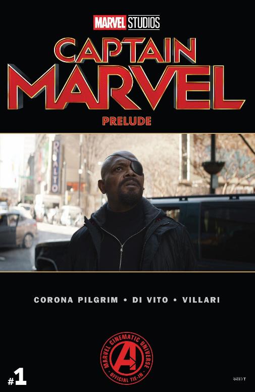 captain marvel prelude 1