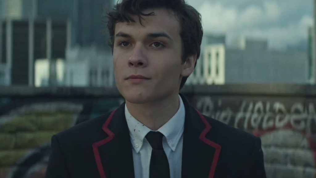 deadly class marcus