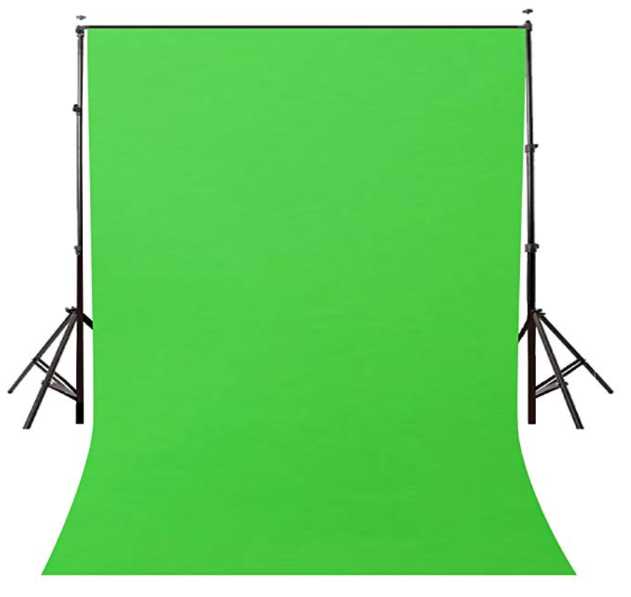 green screen for live stream