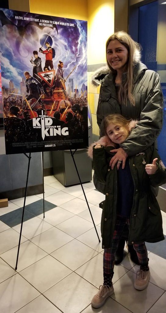 the kid who would be king screening